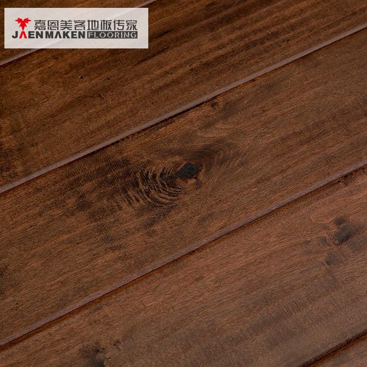 Indoor Furniture Solid Hard Maple Wood Flooring Special Sports Ground Floor