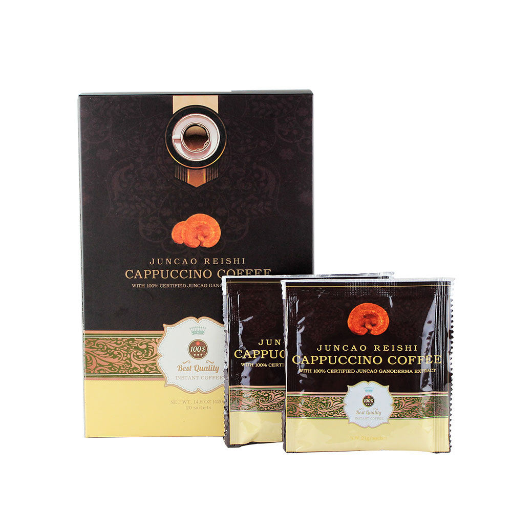 Magic Healthy Supplementary Private Label Ganoderma Instant Coffee for Anti Aging