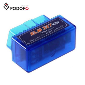 ELM327 Para BT OBD2 V2.1 Interface de Scanner de Diagnóstico Auto Carro