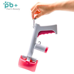 Benutzerdefinierte günstige portable pet hund picker pooper scooper
