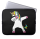 15 Inch unicorn printed Sleeve Protective Cover Carrying Cases Soft Laptop sleeve for iPad MacBook Air Pro Ultrabook Notebook