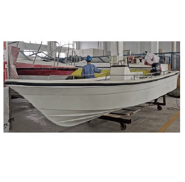 Grandsea 5.8m small Cheap wasen Panga Work Fishing boat for sale