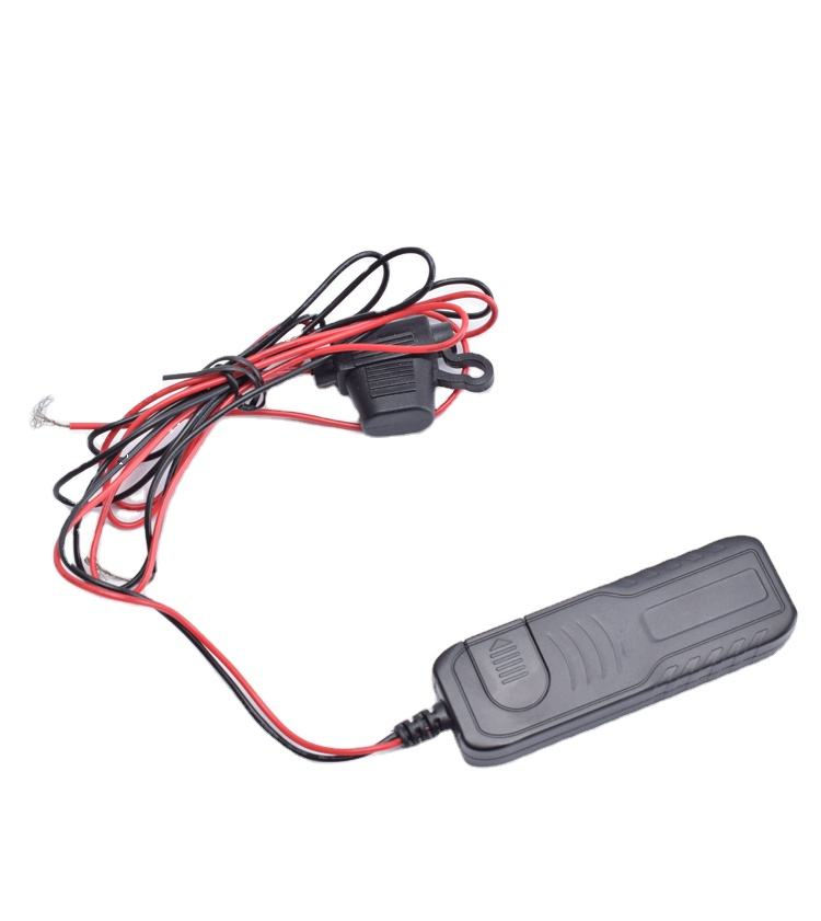 Watret C18 Car Engine Cut Off Connected Vehicle Battery Motorcycle Power Alarm Sirf Iii Electric Bike Gps Tracker