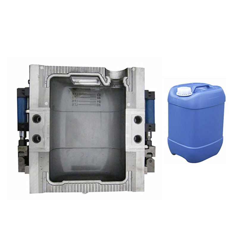 10L 20L 25L plastic oil container /drum/barrel transparent hdpe jerrycan for industry packing