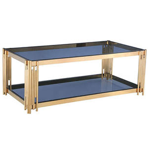 European Center Tea Table Design Commercial Outdoor Coffee Tables Luxury Modern Metal For The Living Room