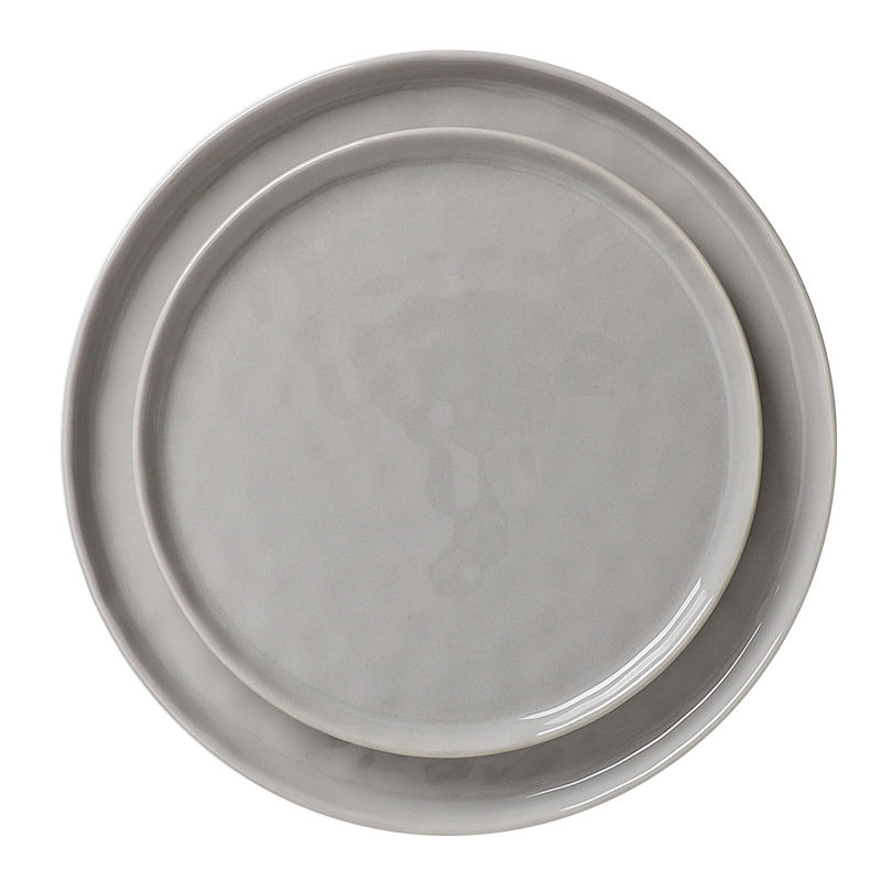 Wholesale Restaurant Dishes Porcelain Material, New Arrival Ceramic Dinner Plates