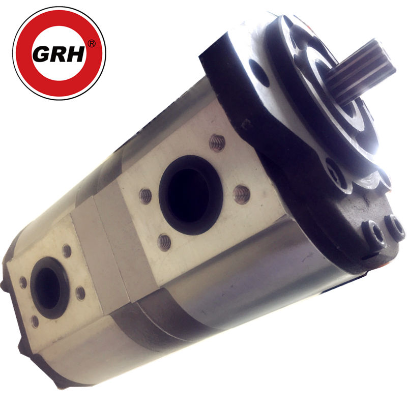 double action hand pump hydraulic gear pump