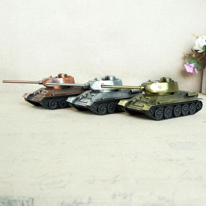 Alloy Tank Cannon Model Craft Decoration Decorative Gift M99