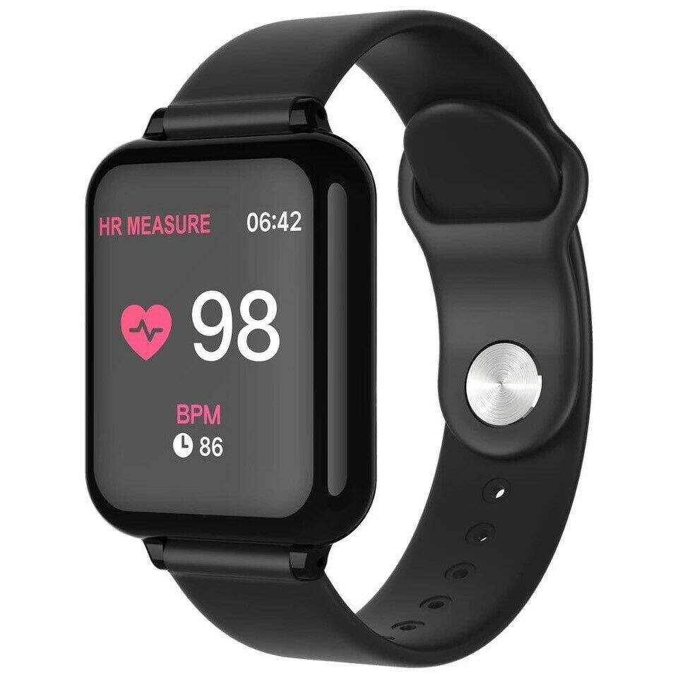 ¡Superventas de 2019! reloj inteligente con recordatorio bluetooth, rastreador de fitness b57, pulsera inteligente