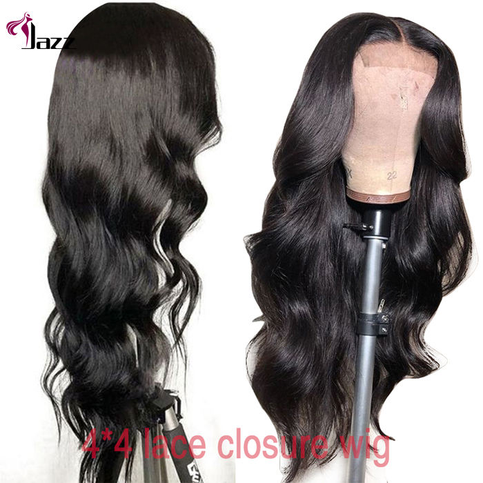 pre plucked hairline 2x4 2x6 4x4 13x4 360 frontal closure wig 100% virgin brazilian human hair lace front full lace wig in stock