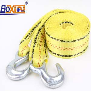 75MM TOW ROPE WITH LOOPS