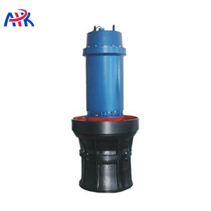 1000m3/h 2000m3/h 3000m3/h High Capacity Large Flow Rate Electric Axial Flow Water Submersible Pump