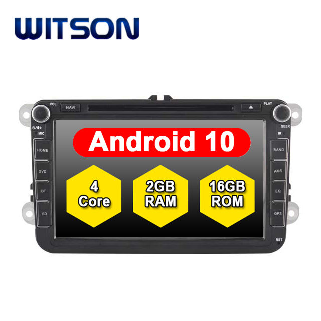WITSON ARABA SES ÇALAR DVD VOLKSWAGEN B6/CADDY/PASSAT/SAGITAR/GOLF/TOURAN/SKODA /SEAT/CC/POLO/GOLF 5