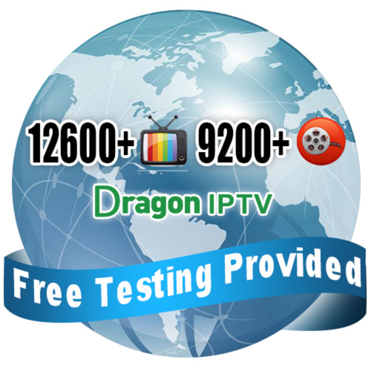 IPTV 12 Months Subscription Reseller Panel 12000+ Live 9000+ VOD Free Test Smart IPTV code M3U IPTV Reseller Panel