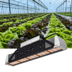 ETL Certification IP65 Rating Passive cooling full spectrum led plant grow light for greenhouse microgreen