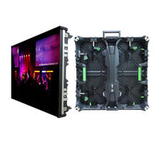 New technology products ultra thin HD smd P3.91mm full color 2K 4K led video wall led screen indoor outdoor for concert