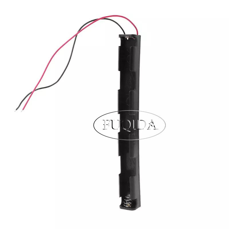 Professional Supply Black Plastic 3 * Aa 4.5v Battery Compartment