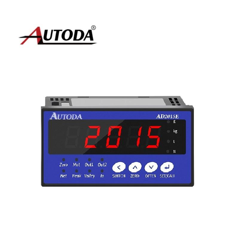 Autoda AD2015E load cell weighing digital indicator