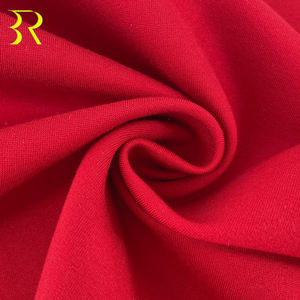 Hot Sale Good Quality Heavy Weight 65% Rayon 30% Nylon 5% Spandex NR Roma Spandex Pants Fabric