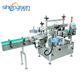 Adhesive Bottle Labeling Machine Machine For Square Flat Container