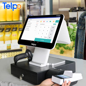 Windows OS 이더넷 oem/odm 15.6 inch pos system 점 의 \ % sale small business