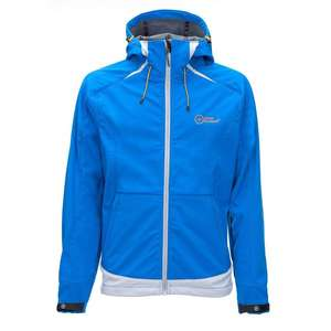 Breathable hooded Mountain ปีนเขากลางแจ้งกันน้ำ softshell JACKET