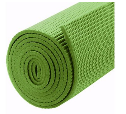 Wholesale Indoor Sports Gym Exercise Custom Anti Slip 8mm PVC Eco Friendly Yoga Mat