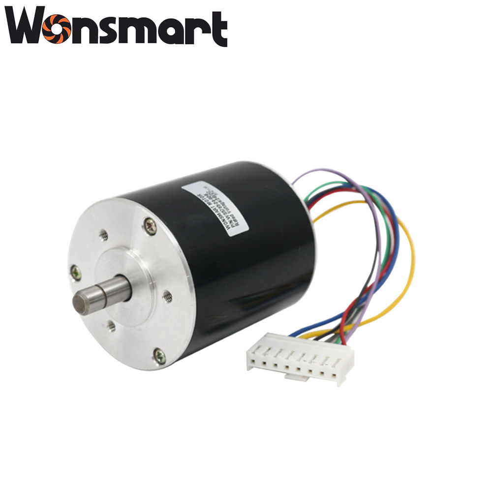 24v 9000 rpm sensorless high power brushless motor