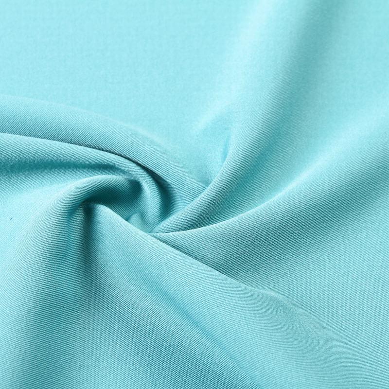 200D*150D Two way spandex different types of polyester pocket lining fabric for clothes making