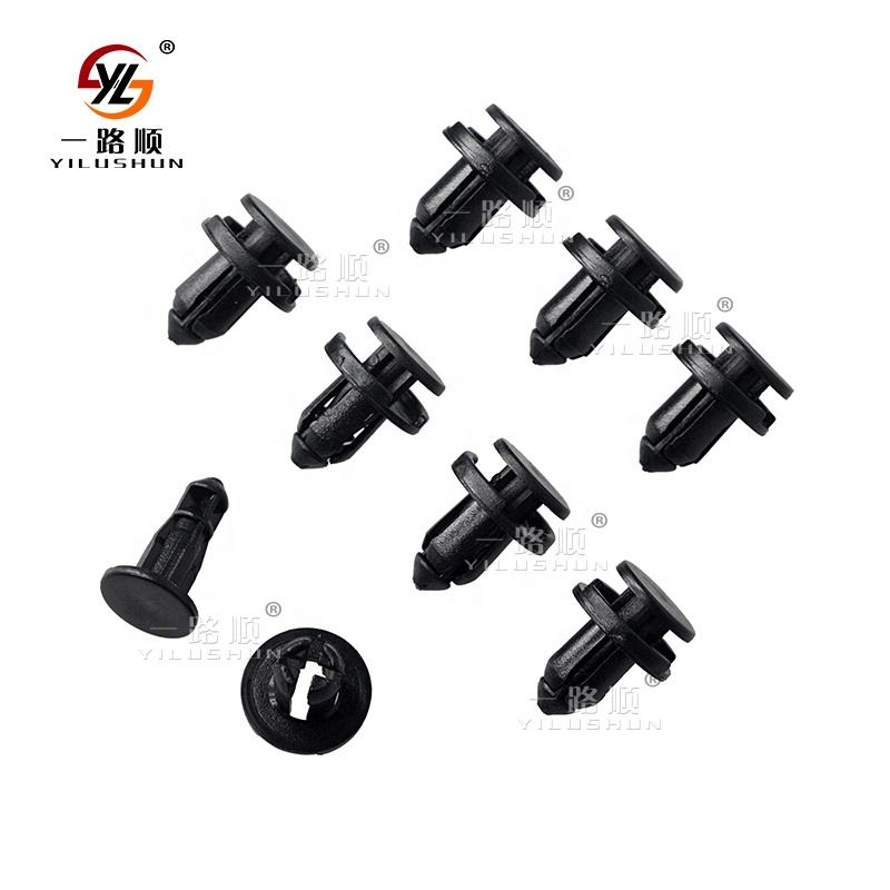 Factory supply auto car body Plastic clips and fasteners