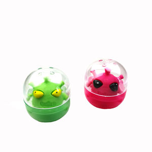 2020 New arrivals capsule toy Novelty OEM Capsule Toys with eye popping out