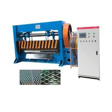 stainless steel expanded metal sheet making machine