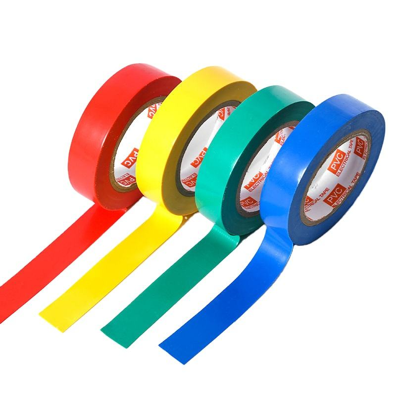 PVC electrical Lead-free flame retardant insulating tape
