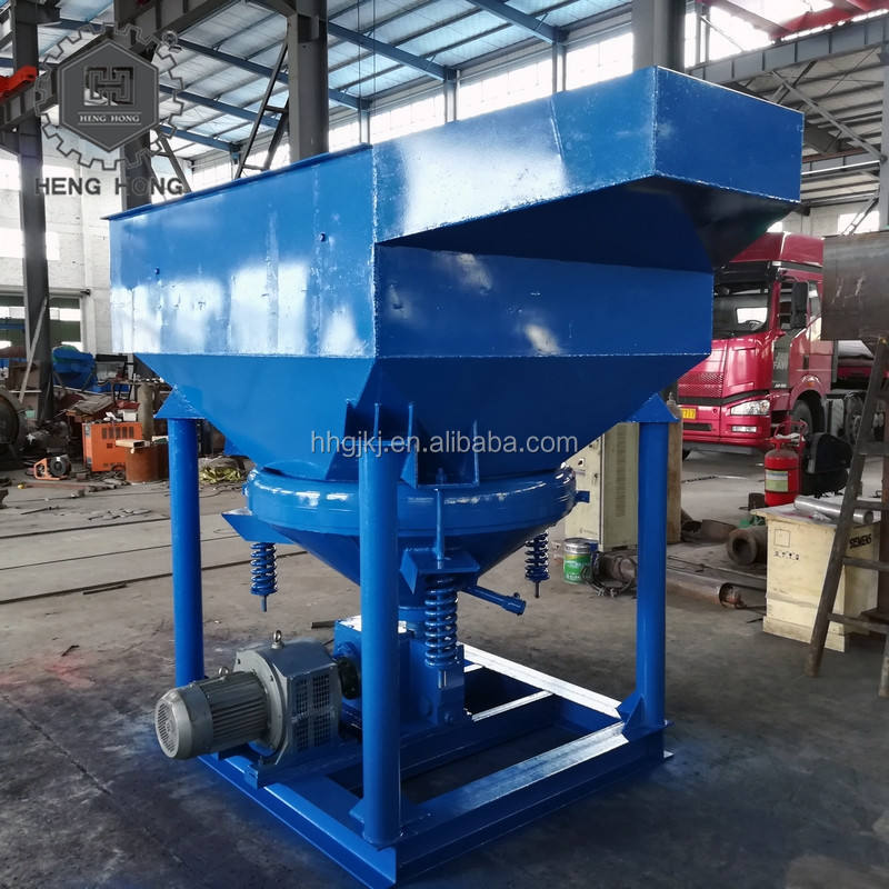 Hot Selling Sawtooth Wave Jigging Machine Gold/Copper/Barite/Chrome/Iron/Manganese Ore Jig Separating Machine