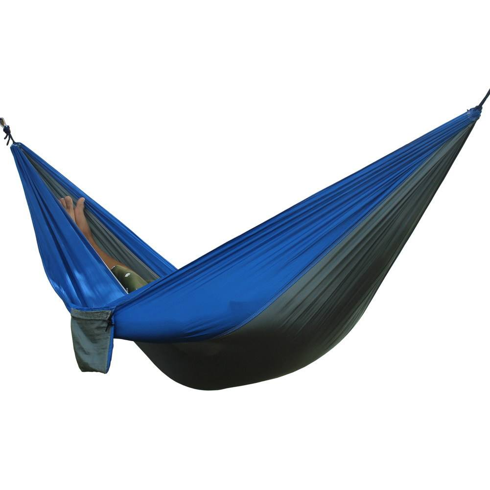 Reliable Manufacturer Fast Delivery Portable Camping Hammock Double And Single Travel Lightweight Hammock Hanging Chair