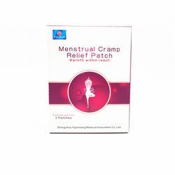 China supply OEM /ODM Disposable Air Activated Warm heat patch period menstrual cramp relief pain patch