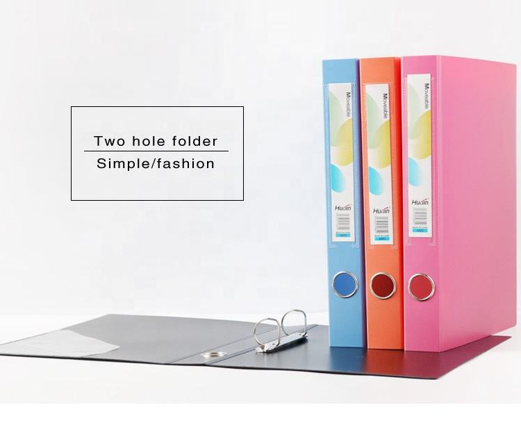 Conference Folder Wholesale OEM/ODM Office School Supplies Durable 2Ring Lever Arch File Ring Binder Business Conference Folder