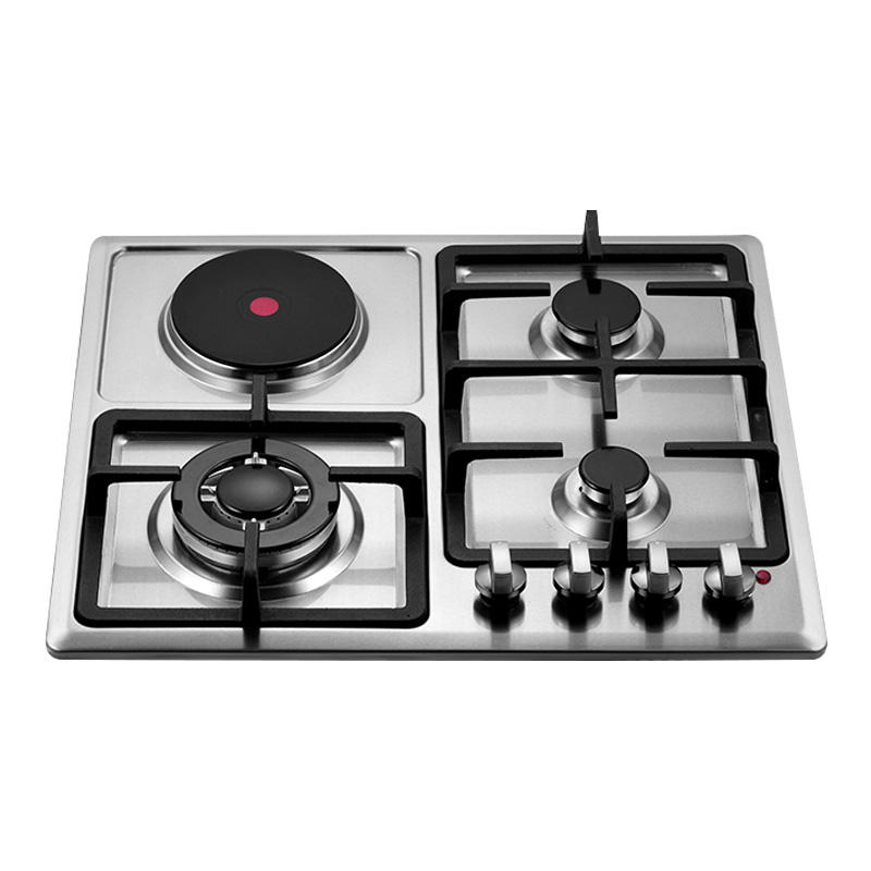 2019 Hot sale cheap induction gas lpg cooktops with gas safety device