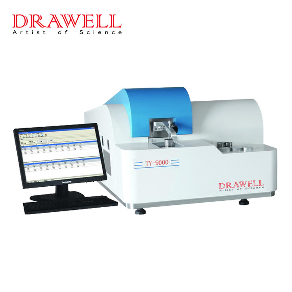 DW-TY-9000 Direct Reading Spectrometer Precious Metal Test