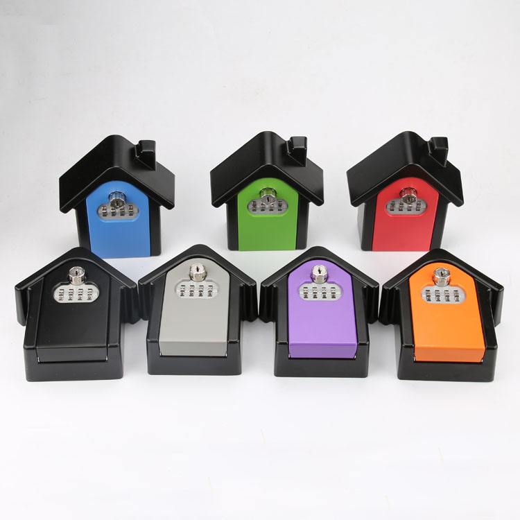 High quality Home type security box active demand aluminum combination key box
