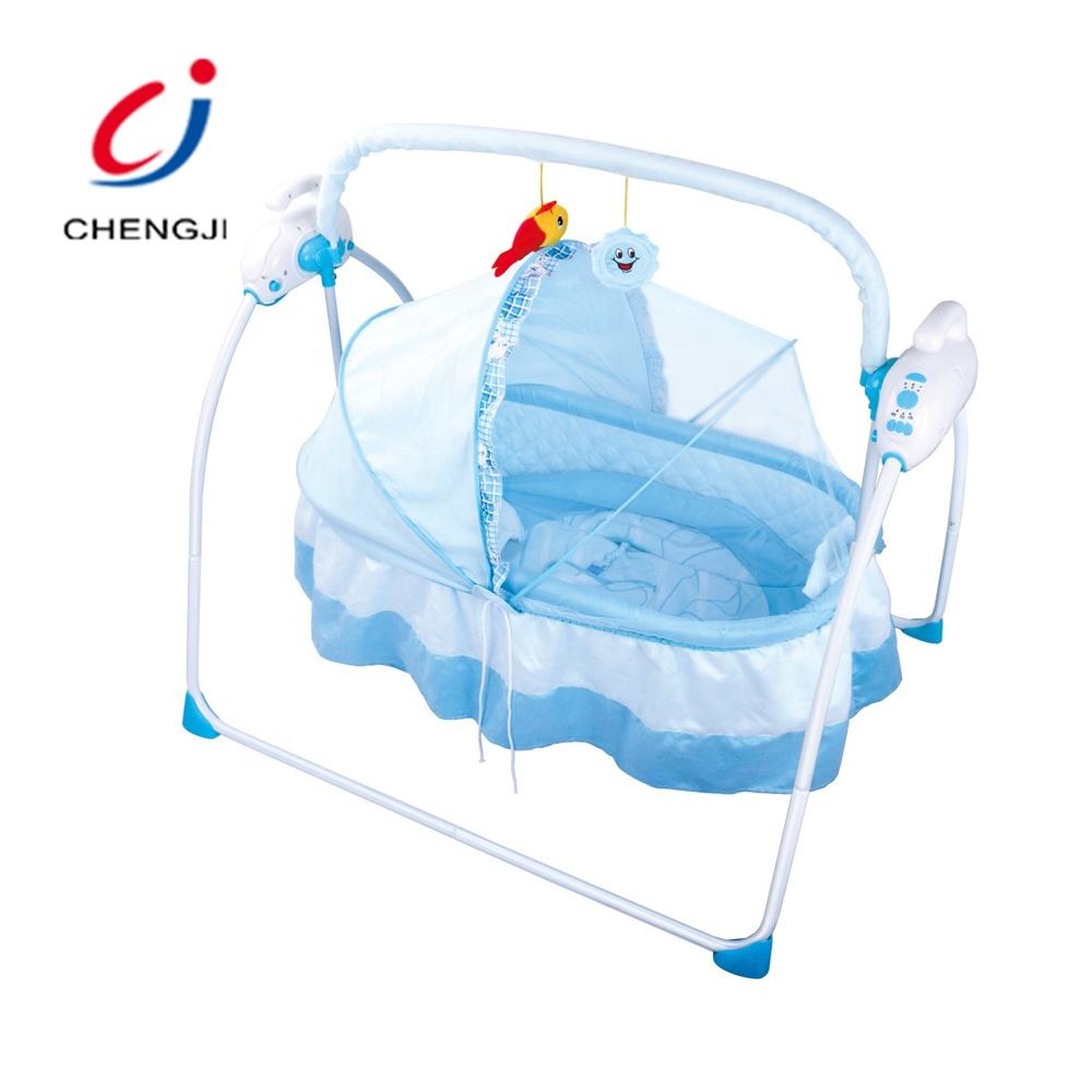 Baby sleep bed cradle swing automatic portable swing bed baby
