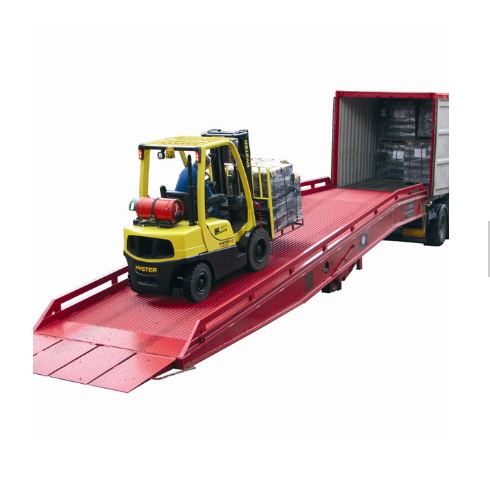 forklift ramp/Container loading mobile hydraulic dock ramps,loading ramp,dock ramps
