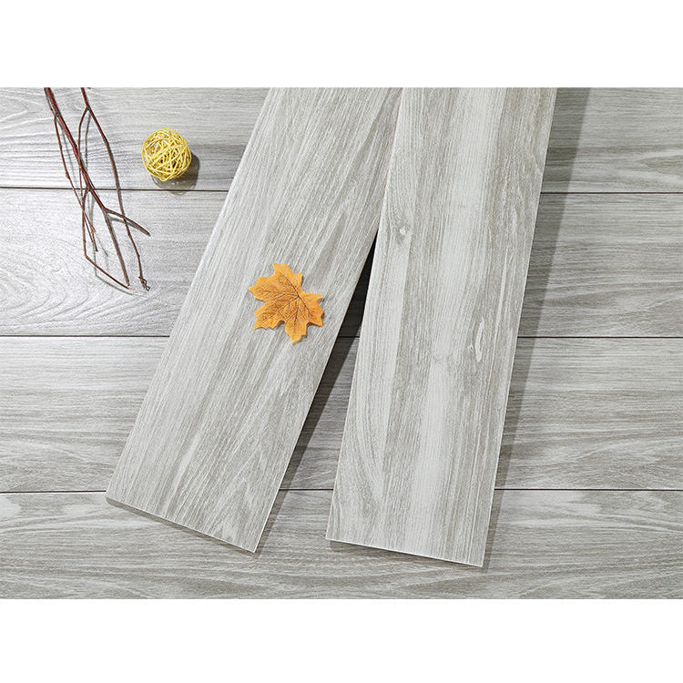 grey ceramic floor wood look tile 150X800 tile