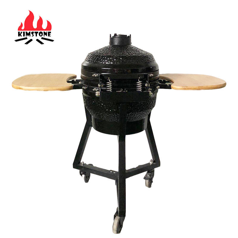 Nuova fusione di ghisa camino grill auolex kamado chargriller e16620 akorn <span class=keywords><strong>griglia</strong></span> di cottura con deflettore 16 pollici kamado <span class=keywords><strong>griglia</strong></span>