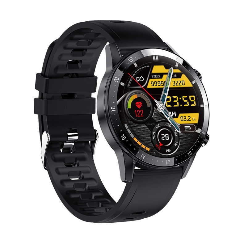 reloj inteligente Wrist Watch for Men Bluetooth Call Local Music Play Android Smart Watch