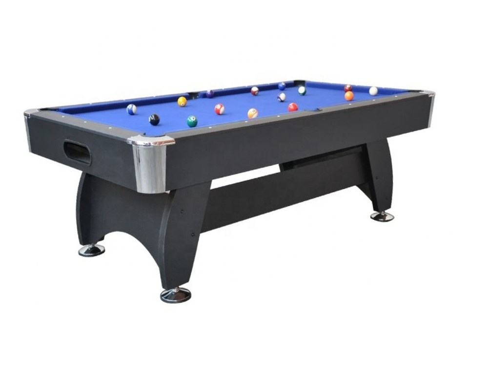 Economic MDF billiard table,pool table cheap 7ft pool table for sale