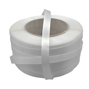 Fabricage Supply 16Mm Wit Composiet Band Polyester Snoer Band Voor Schade Cargo