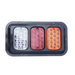 DOT Stop/Back up/Turn Signal LED Light for Truck/Tractor/Bus TS-14-RAW/RAW-STR