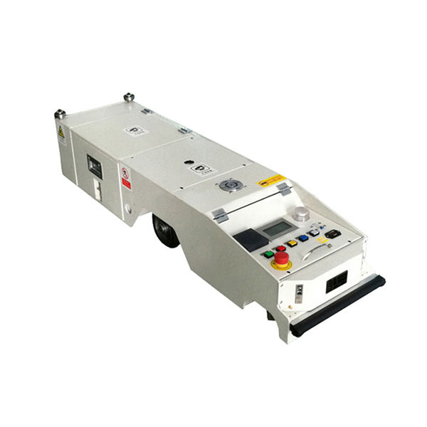 Supply industrial towing tugger agv robot automated guided vehicle