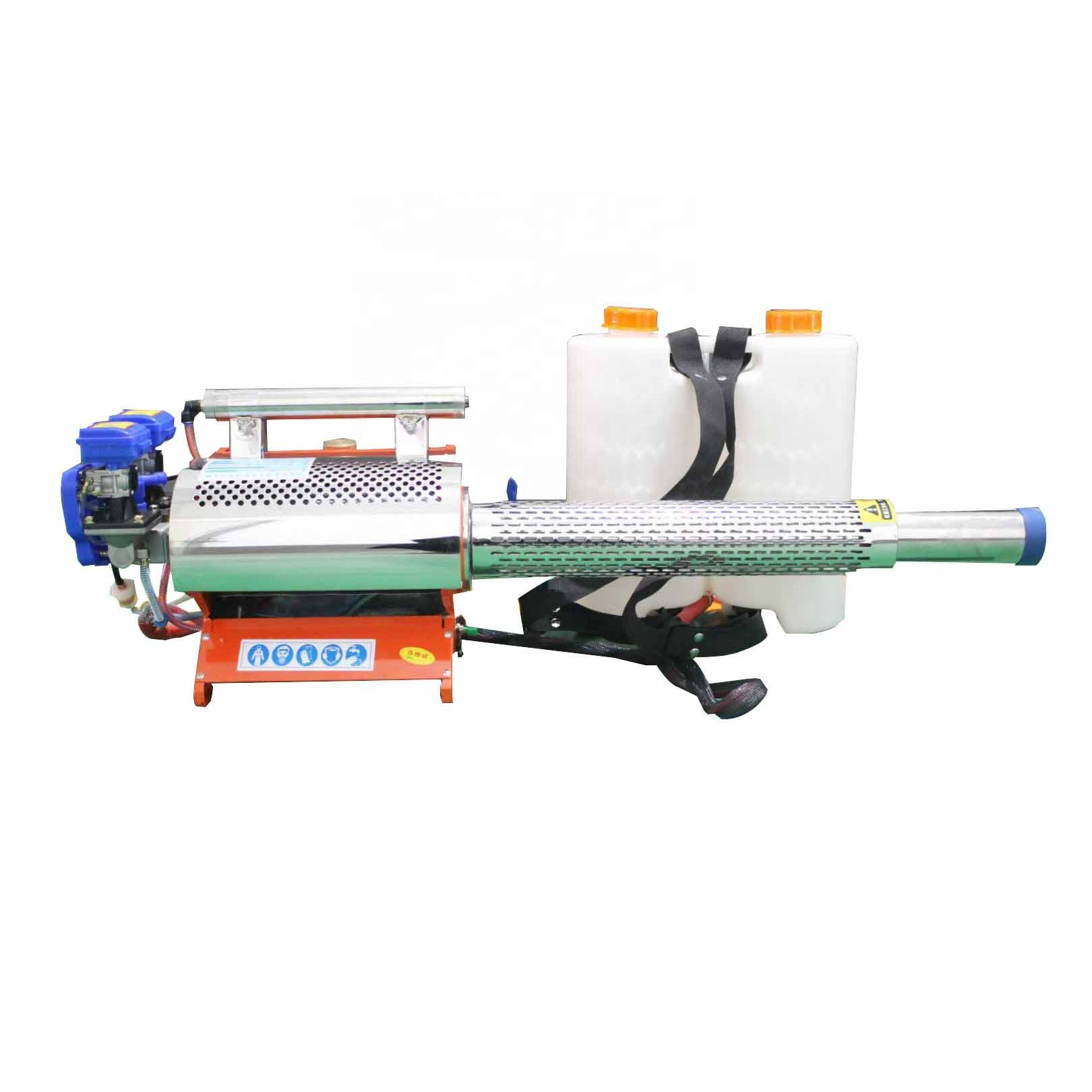 Cost effective hot sale 80 W 316 stainless steel ulv fogger atomizers sprinkler fogger spray machine water spray gun